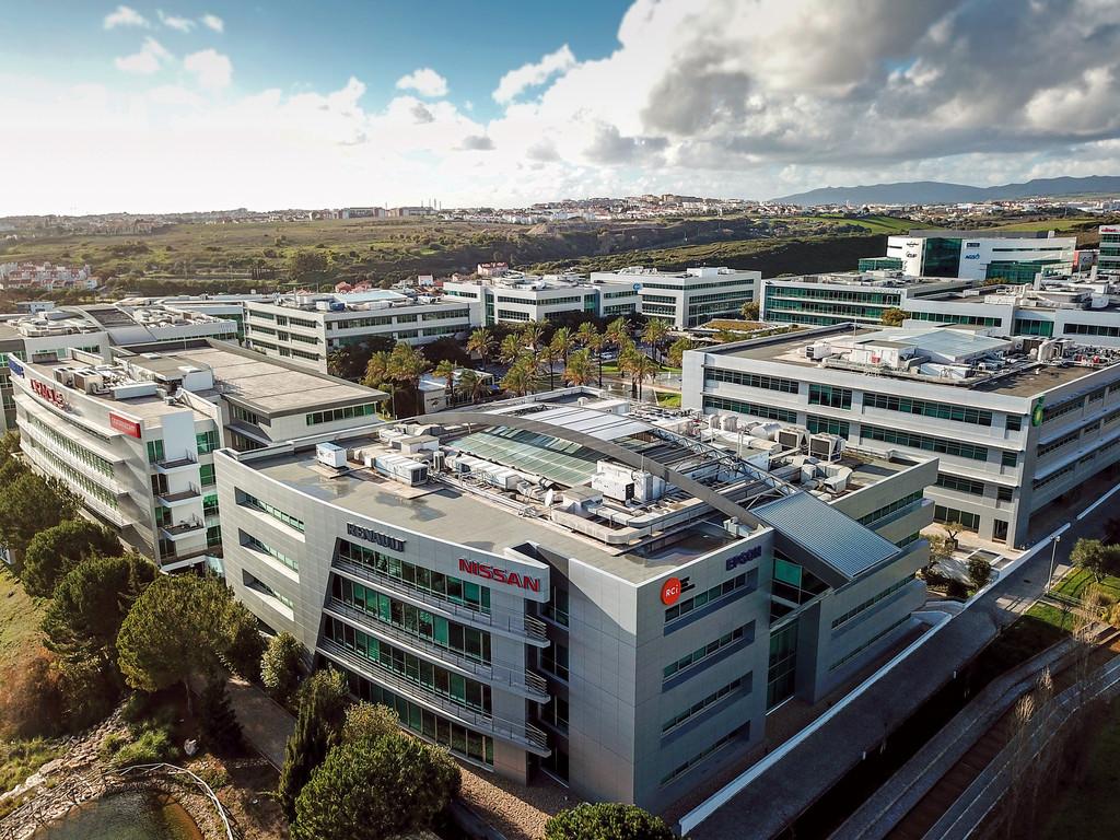 escritórios google em portugal, no lagoas park