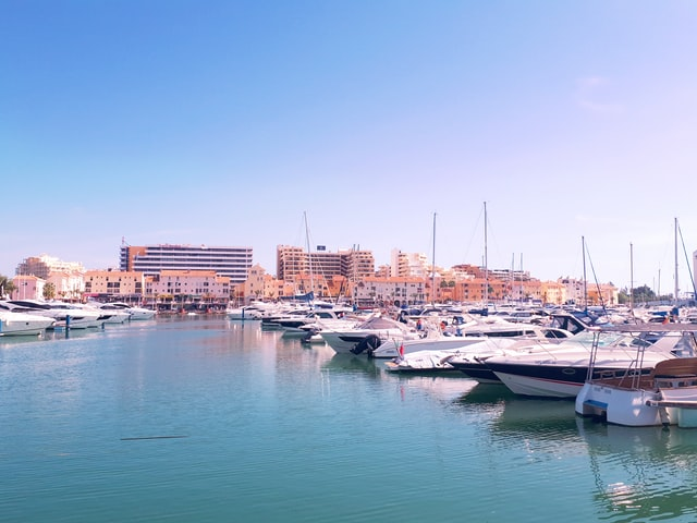 Vilamoura Algarve - casa do Portugal Masters 2021 em Novembro